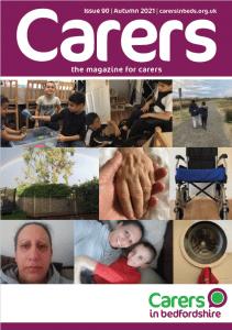 Autumn Carers magazine 2021
